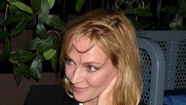 Uma Thurman: »Ko bom manj jezna, bom povedala vse, kar si mislim o spolnem nadlegovanju v Hollywoodu!« (foto: profimedia)