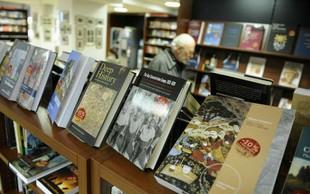 V knjigarni Konzorcij praznik tujih knjig, na Dunaju pa Teden slovenske književnosti!