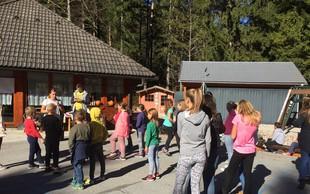 ZPM Ljubljana Moste Polje zaključila s taborom za otroke iz socialno ogroženih družin