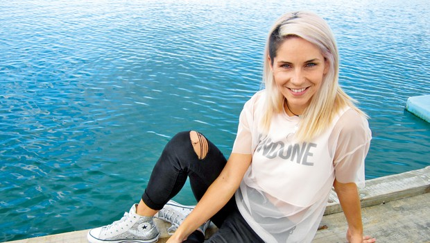 Lea Sirk se je zaradi šova preselila v Ljubljano (foto: Osebni arhiv)