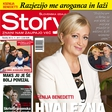 """Ksenija Benedetti: """"Hvaležna sem za svoje življenje."""" Več v novi Story!"""