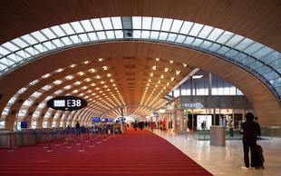 Air France uvedel novosti za potnike iz Slovenije na letališču Charles de Gaulle