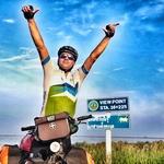 Eržen uspešno prekolesaril azijsko diagonalo: 3200 kilometrov, 4 države, tri četrt milijona obratov! (foto: Eržen Press)