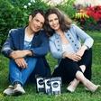 Valentina Radič in Gregor Gazvoda: Ob kavi so rešljive vse težave