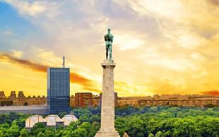 Beograd –  mesto na dveh mogočnih rekah