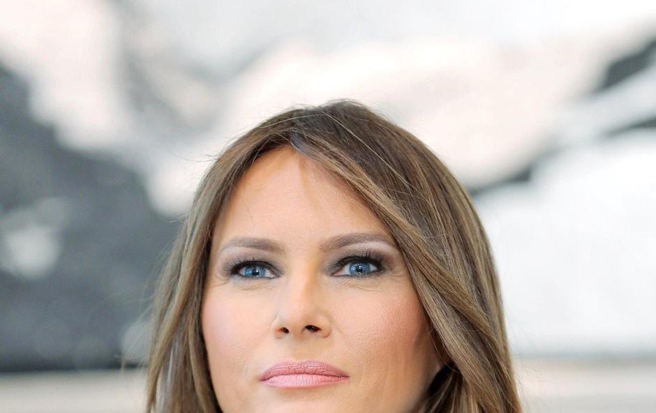 Melania na Valu 202: Razkrila je, katero slovensko besedo ima Donald Trump najraje (foto: profimedia)