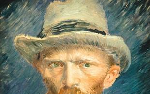 Na Van Goghovi sliki našli ostanke mrtve kobilice