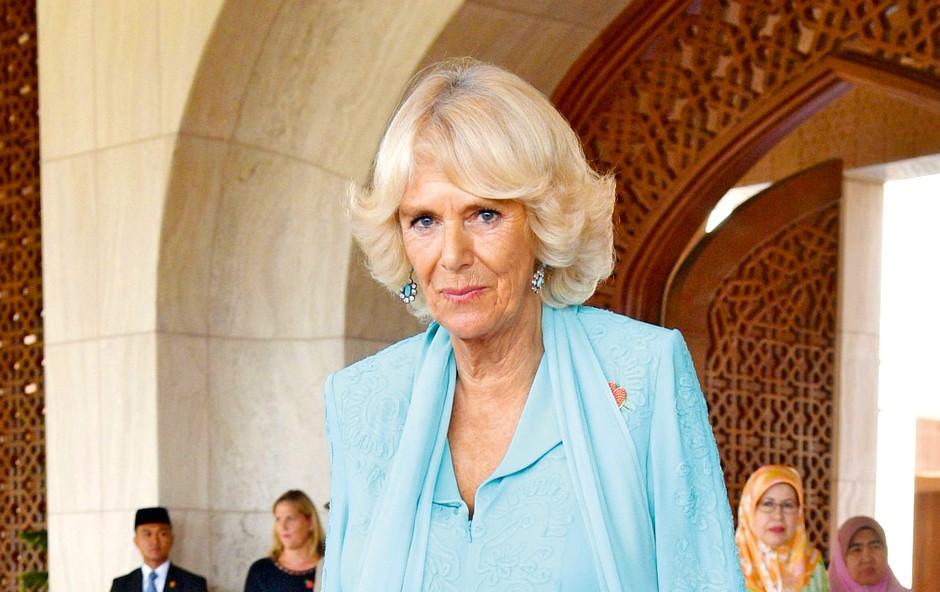 Vojvodinja Camilla razkrila, kaj počne,  da je videti tako dobro (foto: Profimedia)