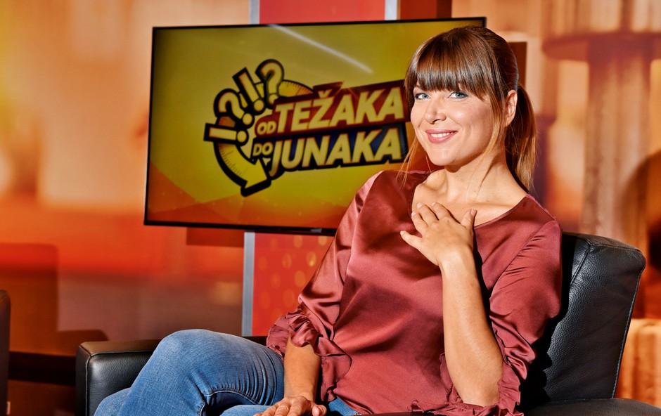 Jasna Kuljaj ima težave s hrano – vedno je lačna! (foto: Igor Zaplatil)