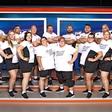 Preverite, kateri tekmovalci šova The Biggest Loser se v fitnesu potijo skupaj!