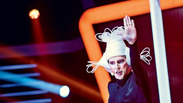 Marjanu Novini se je uresničila želja z nastopom v vlogi Josipe Lisac (foto: Miro Majcen)