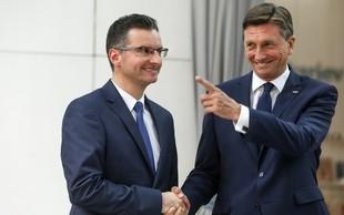 Zmaga Boruta Pahorja je bila najtesnejša v zgodovini samostojne Slovenije!