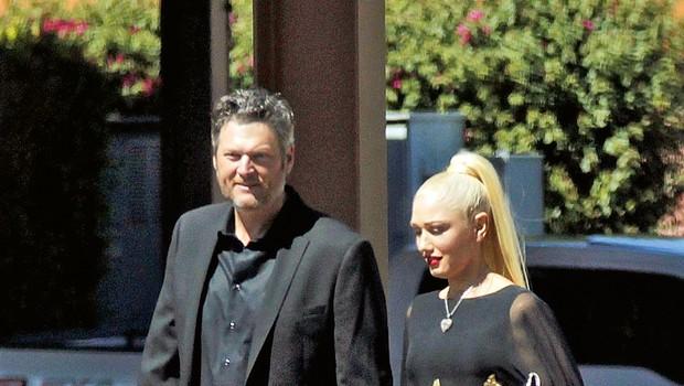 Gwen Stefani v veselem pričakovanju! (foto: Profimedia)