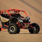 Adrenalinska nagradna igra:  Vožnja s Can-Am Maverickom X3, ki zmore kar 172 'konjev'! (foto: AM)