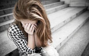 """Resnična izpoved: """"Pustila sem fanta, ko je zbolel za depresijo"""""""