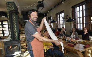 Kuharski mojster Primož Dolničar se je izkazal, prihaja tudi balkanska kuhinja z Bozhano!