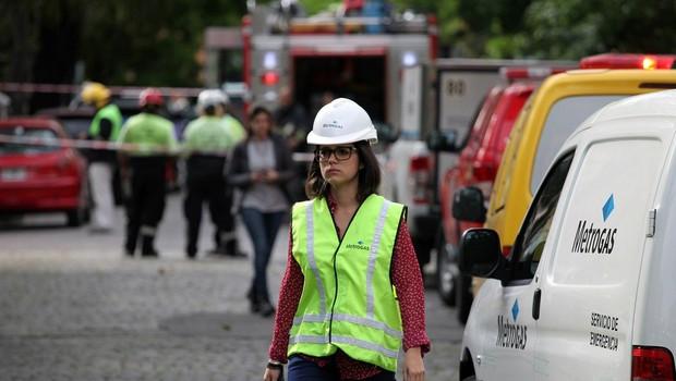 Argentina: Gasilci zrušili zid hiše, da so prišli do 490-kilogramske ženske! (foto: profimedia)