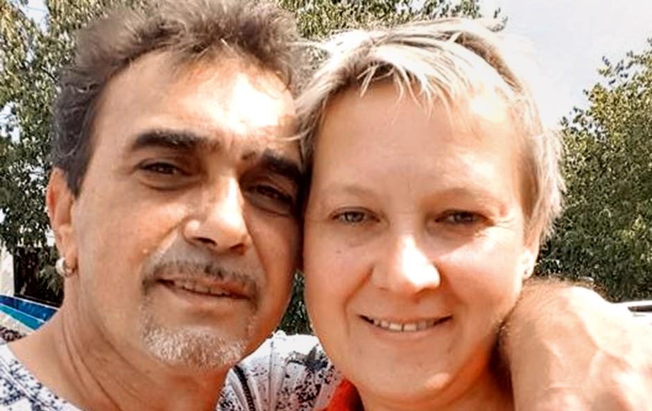 Fredi Miler in njegova žena v zvezi že tri desetletja! (foto: Osebni arhiv)
