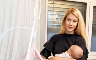 """Manekenka Lara Koren: """"Dojenje ni nobena pravljica"""""""