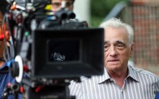 Ameriški režiser Martin Scorsese praznuje 75 let in bo filme snemal naprej!