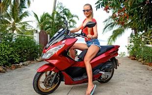 Ana Vurcer (Učiteljice) dopustovala na rajskem otoku ...