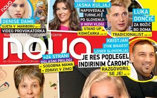 Nadiya Bychkova: Res omrežila poročenega? Več v novi Novi!