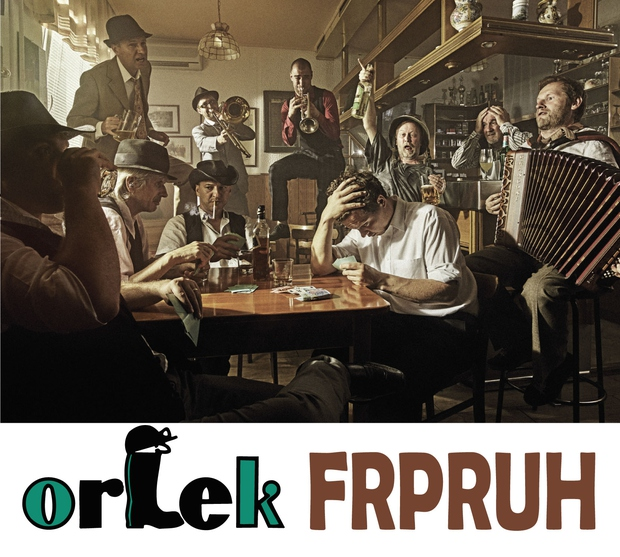 Frpruh - nov CD in koncert-komedija skupine Orleki z Matjažem Javšnikom! (foto: Orleki)