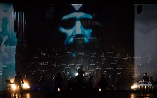 Laibach skoraj razprodani na svoji evropski turneji