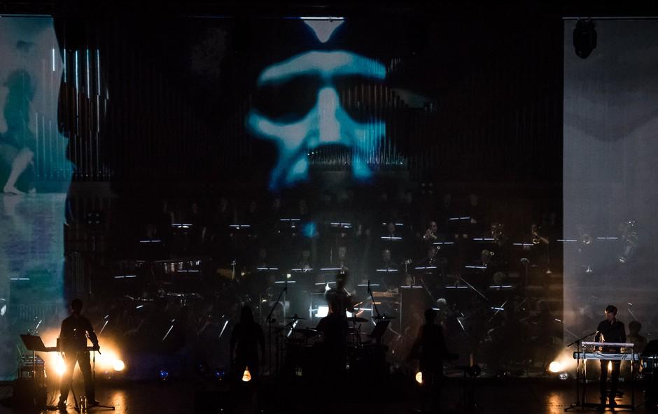 Laibach skoraj razprodani na svoji evropski turneji (foto: Saša Huzjak)