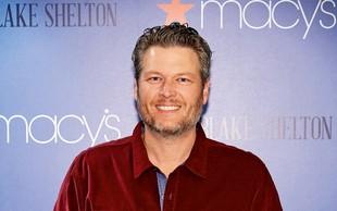 Blake Shelton - najbolj seksi  moški na svetu
