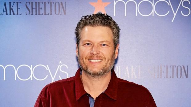 Blake Shelton - najbolj seksi  moški na svetu (foto: Profimedia)