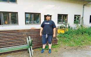 Kristjan Grüner: Njegov cilj – sanjskih 100 kilogramov telesne teže!