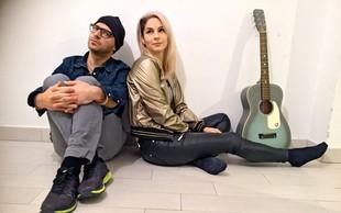 Rudi Bučar in Lea Sirk posnela akustično balado