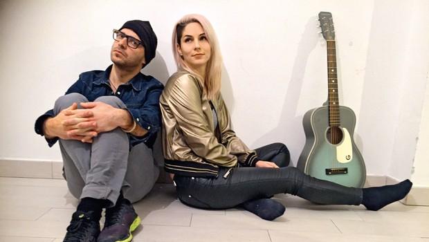 Rudi Bučar in Lea Sirk posnela akustično balado (foto: Primož Predalič)