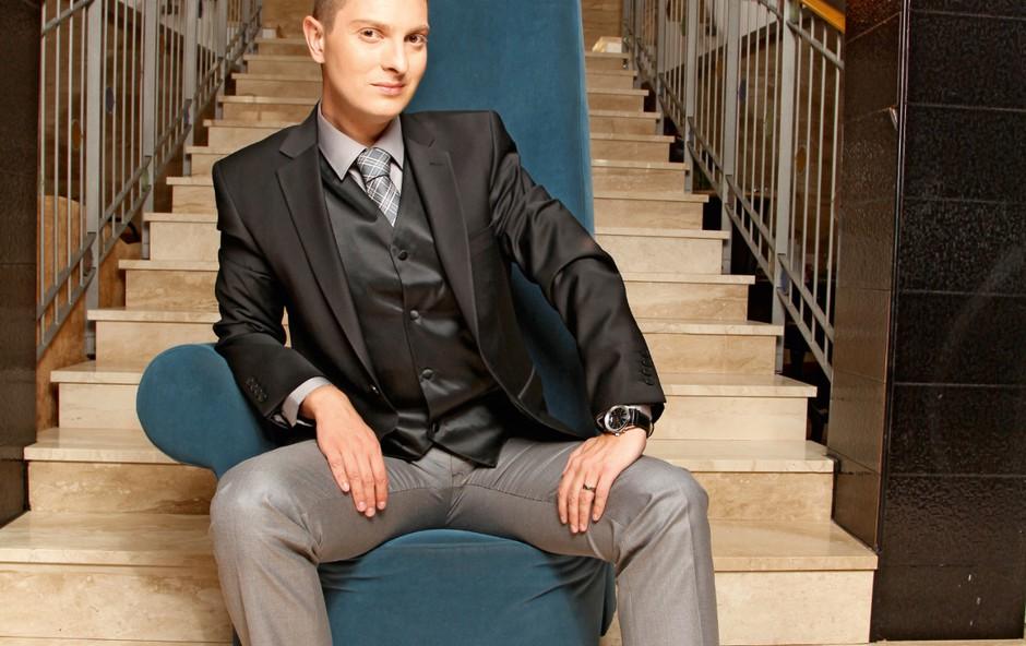 Damjan Murko: Razprodan do konca leta! (foto: Aleš Kocbek,)