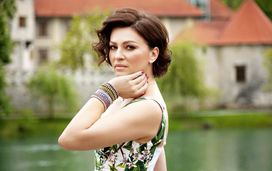 Hrvaška zvezdnica Nina Badrić je spet samska! (foto: Igor Zaplatil)