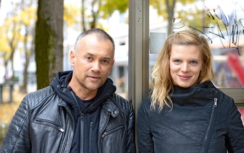 Režiser Janez Burger o filmu Ivan: Zgodba me je zadela (foto: Primož Predalič)