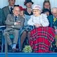 Kraljica Elizabeta in princ Filip poročena že 70 let!