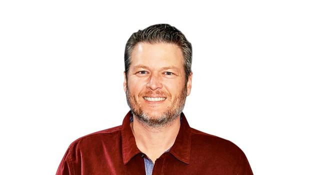 Blake Shelton: Simpatični in postavni kavboj (foto: Profimedia)