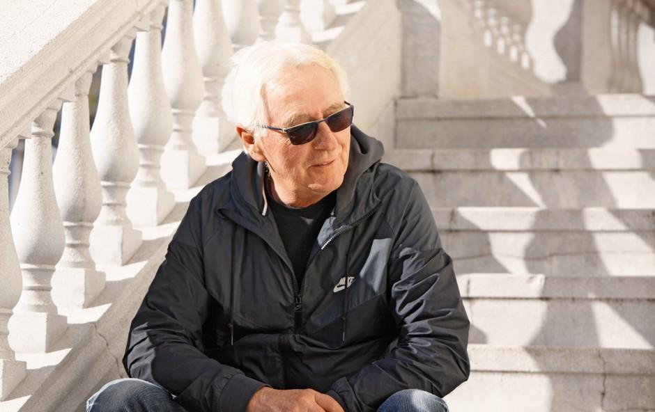 """Oliver Dragojević: """"Dokler se bom posvečal glasbi, bom živ"""" (foto: Helena Kermelj)"""