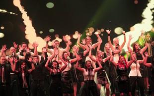 Perpetuum Jazzile z Le Spectacle navdušil razprodano Halo Tivoli!