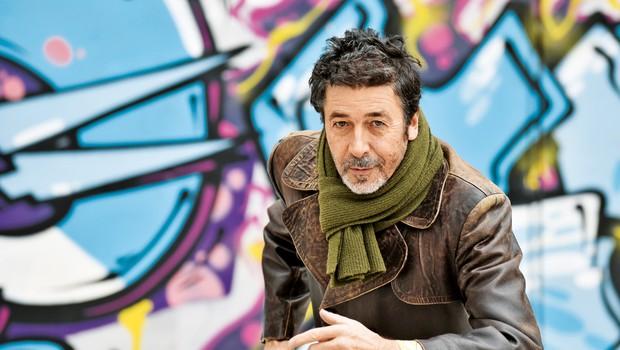 """Franci Kek: """"Bolj kot igralec sem improvizator"""" (foto: Igor Zaplatil)"""