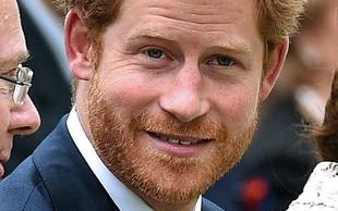 Princ Harry se bo spomladi poročil
