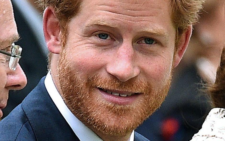 Princ Harry se bo spomladi poročil (foto: profimedia)