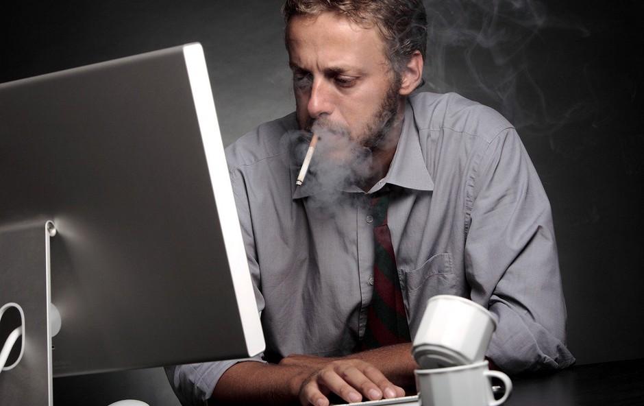 6 znakov stresa, ki jih ne smete spregledati! (foto: Profimedia)
