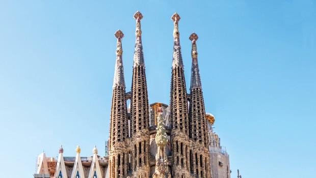 Potep po Barceloni, mestu vznemirljivih nasprotij (foto: Shutterstock)