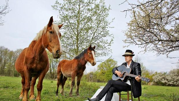 Vlado Kreslin: Njegovi otroci niso največji fani njegove glasbe (foto: Alenka Slavinec)
