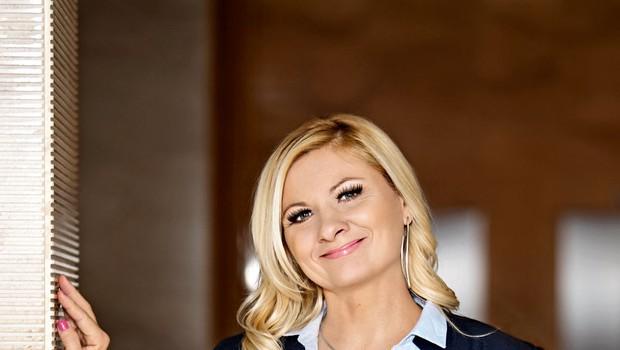 Milena Pleško je samske povezovala že v odvetniški pisarni (foto: Urška Košir)
