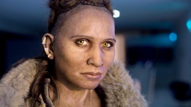 Prazgodovinska dekleta so bila v primerjavi z današnjimi pravi hrusti! (foto: profimedia)