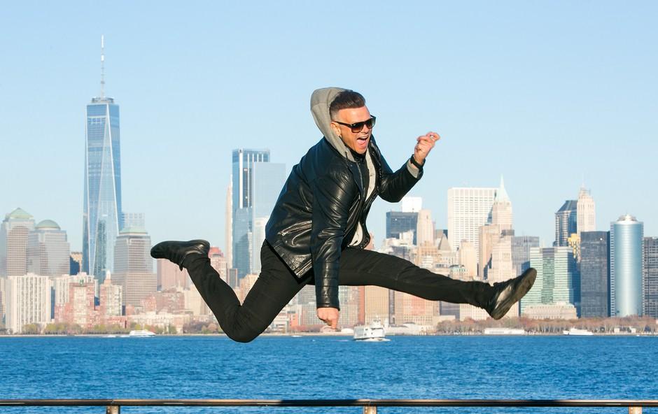 Nepozabna šoping avantura s Samuelom Lucasom v New Yorku (foto: dm)